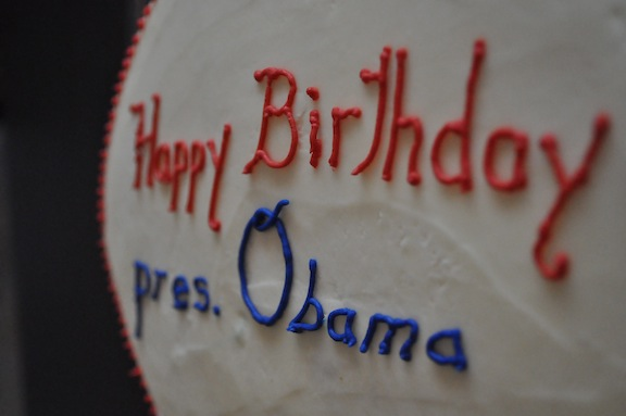 Happy Birthday pres. Obama