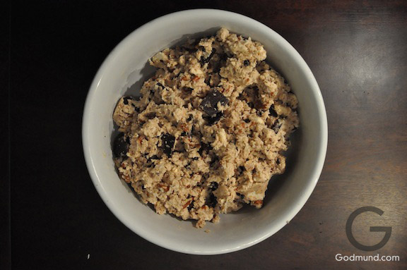 Everything Cookie Dough Recipe 2