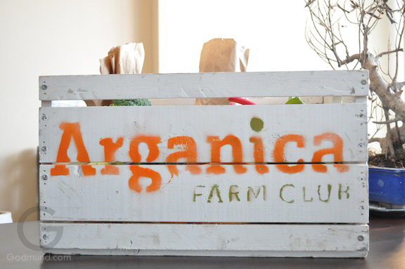 arganica farm club box godmund