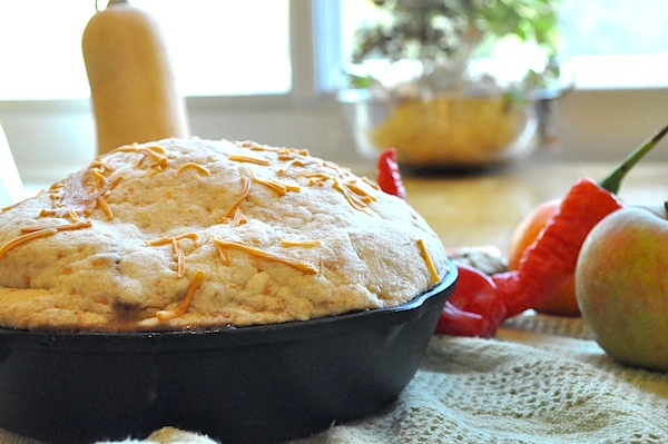 Cheddar Cheese Apple Pie Recipe Image
